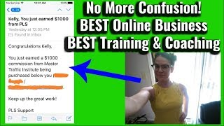 Simple Online Business - Make Residual Income With Internet Marketing -  Power Lead System 2018