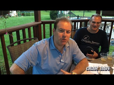 Cigar Dave Show Preview August 19, 2017