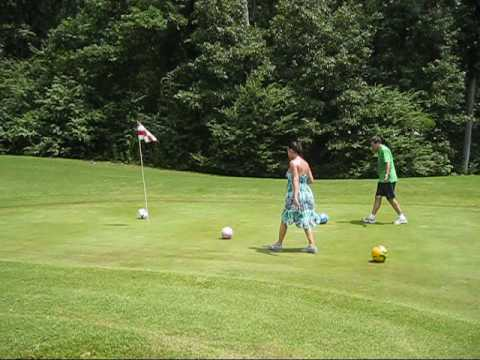 Daniel Joga KickGolf.wmv Video