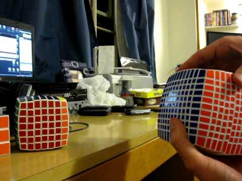 11x11x11 Rubik's Cube Review