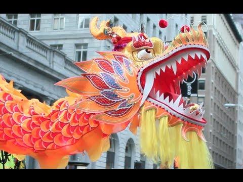 San Francisco Chinese New Year Parade 2012