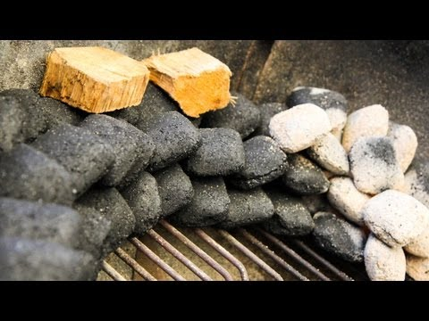 The Snake Method - Charcoal Kettle Tutorial, Low and Slow Technique