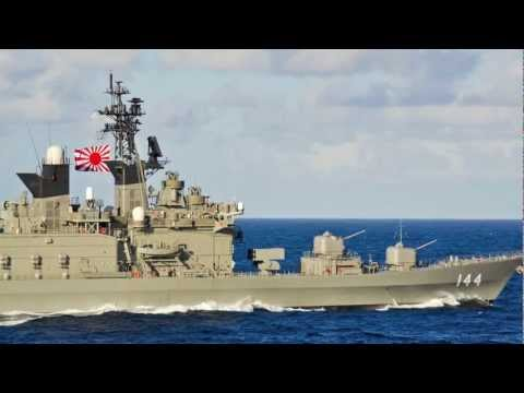 Japanese Maritime Self Defense Force 2014 (日本の海上自衛隊)