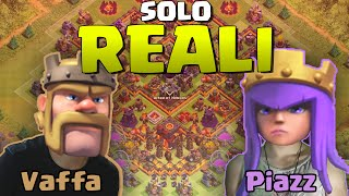 CLASH OF CLANS : SOLO REALI w/Piazz