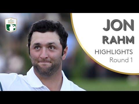Jon Rahm Highlights | Round 1 | 2019 BMW PGA Championship