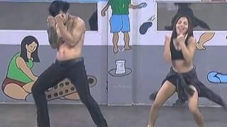 Dawn, Zeus dance to Love Me Like You Do by ronald vergara