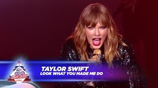Taylor Swift - 'Look What You Made Me Do' (Live At Capital's Jingle Bell Ball 2017) by : Capital FM