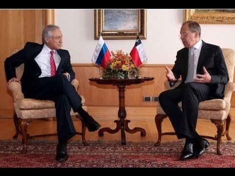 LIVE Sergei Lavrov and Chilean FM Heraldo Muñoz hold joint press conference