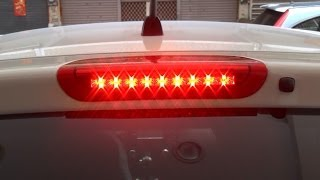 Nissan Juke 2011 2012 2013 2014 LED 3rd Third Brake Stop Light