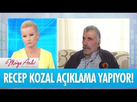 Recep Kozal açıklama yapıyor! - Müge Anlı İle Tatlı Sert 27 Aralık