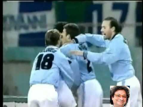"""21 gennaio 1998 - Con la voce di Riccardo Cucchi di """"Tutto il calcio minuto per minuto"""", il gol con cui Guerino Gottardi decise il derby di ritorno dei quarti di finale di Coppa Italia della..."""