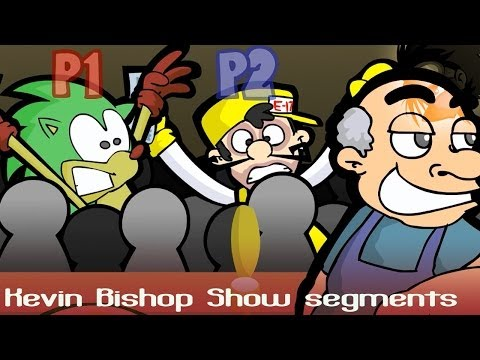 The Kevin Bishop Show - Bits animated by Wonchop