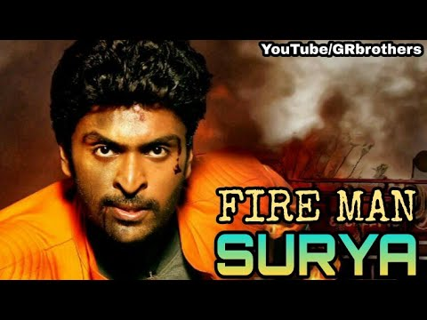Upcoming South Hindi Dubbed Movie 2018 || Fireman Surya || Vikram Prabhu || GR Brothers