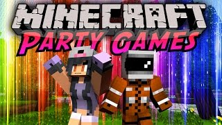 Party Games! [Hypixel] - Youtubers VS Youtubers!