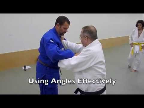 Judo: Kosoto Gari, Part 2: Big Opponents and Left Grips Image 1