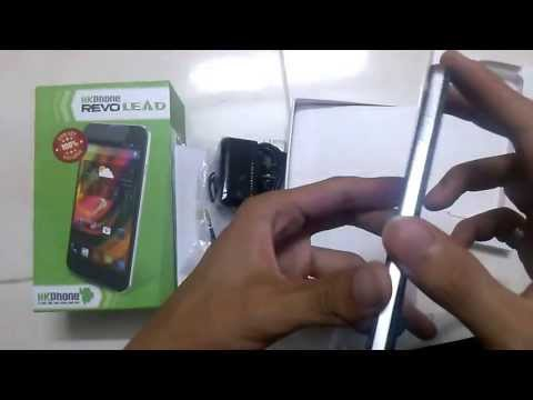 Unbox HKPhone Revo Lead + phu kien cho Revo Lead Op lung Revo HD4
