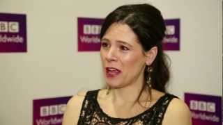 Elaine Cassidy talks to BBC Worldwide Showcase 2013