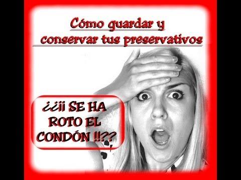 Cómo guardar y conservar preservativos: condoneras