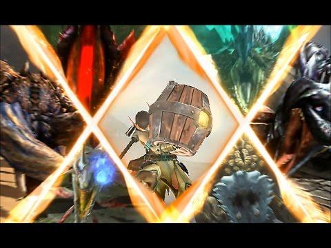 懐かしい!3DS『モンスターハンターダブルクロス』に密林が復活。ザザミさんとかガノトトスさんとかの思い出がいっぱいですなっ