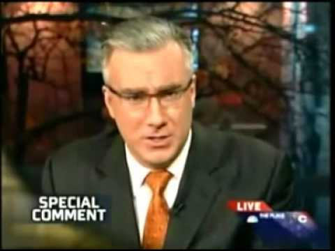 Same sex marriage & prop 8  ~ Keith Olbermann.