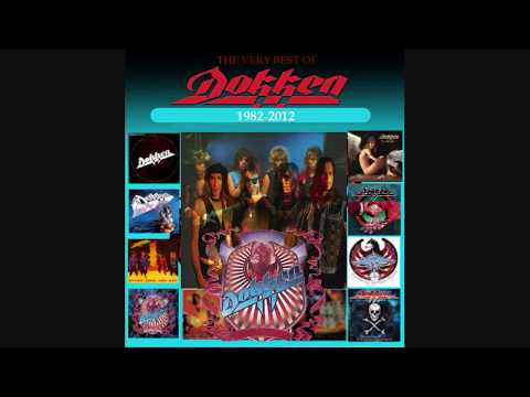 Dokken - The Very Best Of: 1982-2012 video