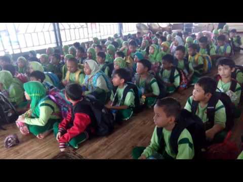 Kunjungan Edukatif SD Al Azhar 46 Depok kelas 2 di Sentulfresh