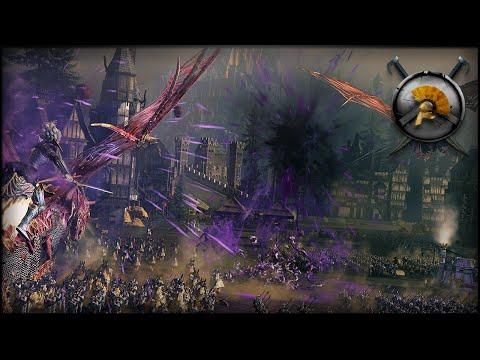 INSANE ALTDORF SIEGE! - Total War: WARHAMMER Gameplay
