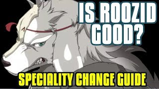 【Epic Seven】 How To Build & Use Roozid & Should You Specialty Change?