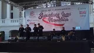 Download Lagu Tanase - Nieo Voice | Senandung Lagu Nusantara | RCI - 31 Maret 2018 Gratis STAFABAND