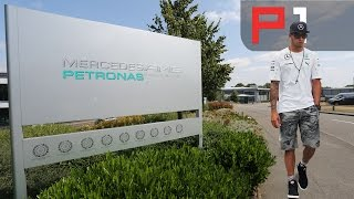 Inside Mercedes AMG Petronas F1 team