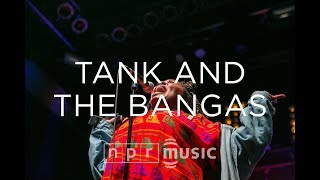 Tank And The Bangas Perform At NPR Music's 10th Anniversary Concert