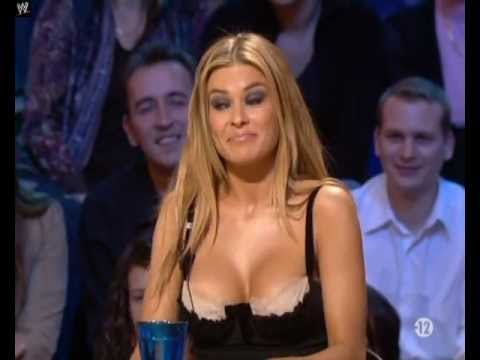 Carmen Electra and Victoria Silvstedt   French TV