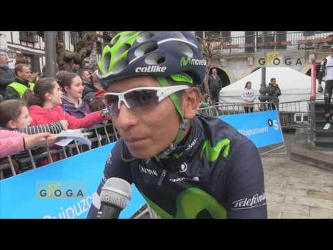 VIDEO REPORTE ETAPA 4 VUELTA PAIS VASCO 2016