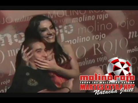MOLINO ROJO  2010 - NATACHA JAITT (NOCHES EXTRA HOT) http://www.elgrilloanimador.com.ar