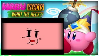 Kirby Reacts To Kirby's Mass Attack
