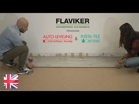 FLAVIKER AUTO-LEVELING & INSTA-TILE (en)