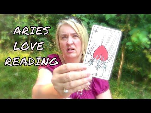 PAST TRAUMA RELEASE, ARIES! August 2017 Love tarot reading