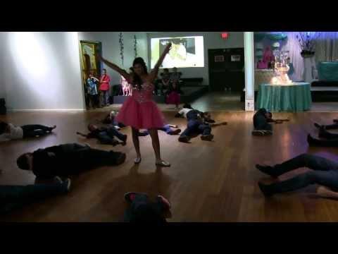 Gabriella Ann Diaz Quinceanera Surprise Dance video
