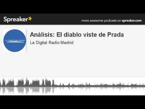Análisis: El diablo viste de Prada (hecho con Spreaker)