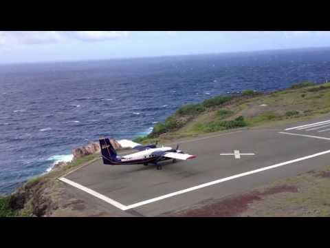 ✈ Shortest runway in the world! HD 1080p ✔