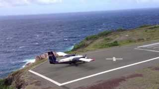 ✈ Shortest runway in the world !  (HD 1080p) ✔