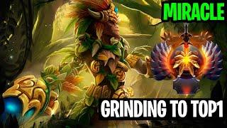 GRINDING TO TOP 1 - Miracle Monkey King - Dota 2