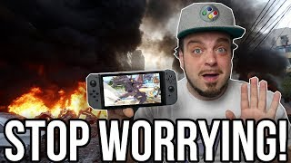 STOP WORRYING About Nintendo Switch E3 2018! | RGT 85