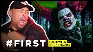 WALIBI FRIGHT NIGHTS met QUCEE (SUPERGAANDE), BEAUTYLABNL & GEORGE (FIJNE VRIENDEN) - #FIRST