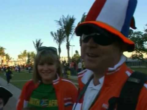 FIFA World Cup 2010 - Dutch win again