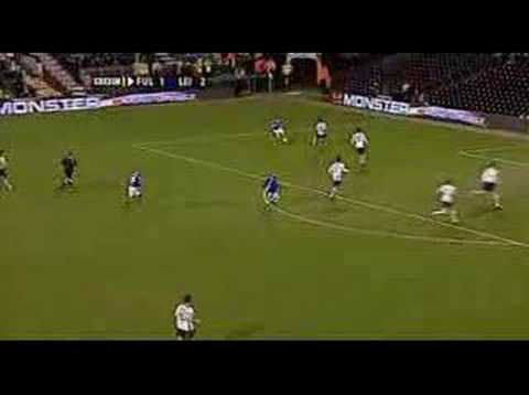 Fulham - Leicester 4-3 FA CUP