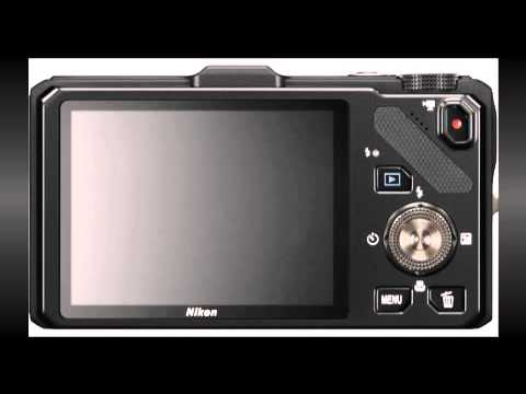 Nikon Coolpix S9300 - 16 Megapixel - 1920x1080 30p