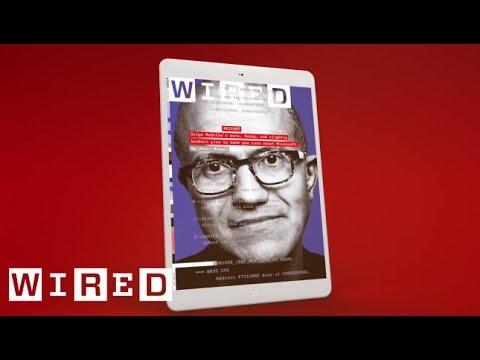 WIRED - February 2015 – Microsoft in the Age of Satya Nadella