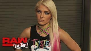 Alexa Bliss vows to put Absolution in their place: Raw Fallout, Dec. 11, 2017