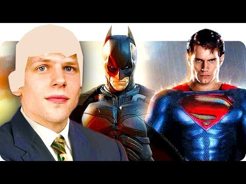Will JESSE EISENBERG Make A Terrible LEX LUTHOR? | PMI 110